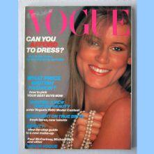 Vogue Magazine - 1980 - March 15th